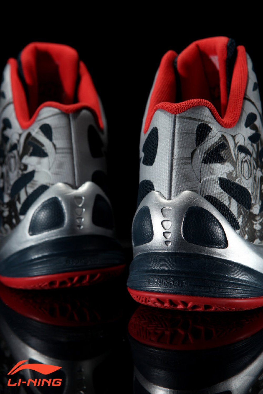 Thor x Li-Ning BB Sonic Lite Basketball Shoes