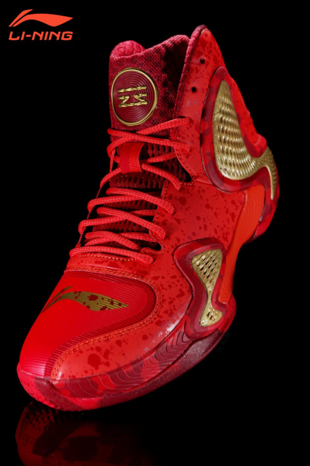 "Li-Ning Phantom Flyer Mens Professional Basketball Shoes ""Lucky 2016"""