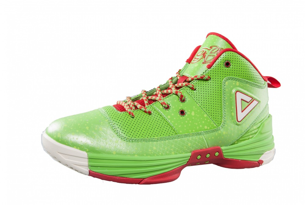 Peak GH3 George Hill Basketball Shoes - Christmas