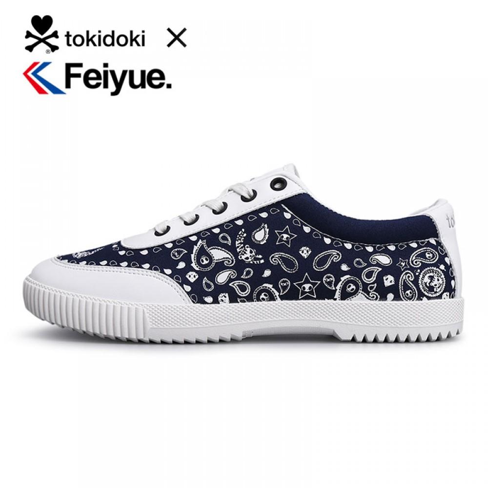 new style 259d3 e8e68 Tokidoki X Feiyue Limited Classic Fashion Sports Shoes