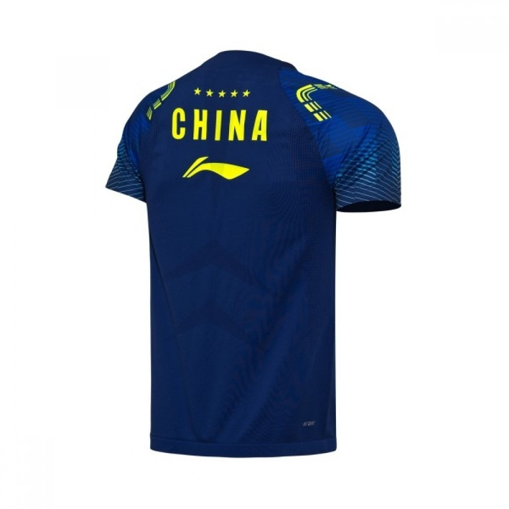 huge selection of d5d16 33cc8 2018 All England Open lining National Badminton Team CHINA ...