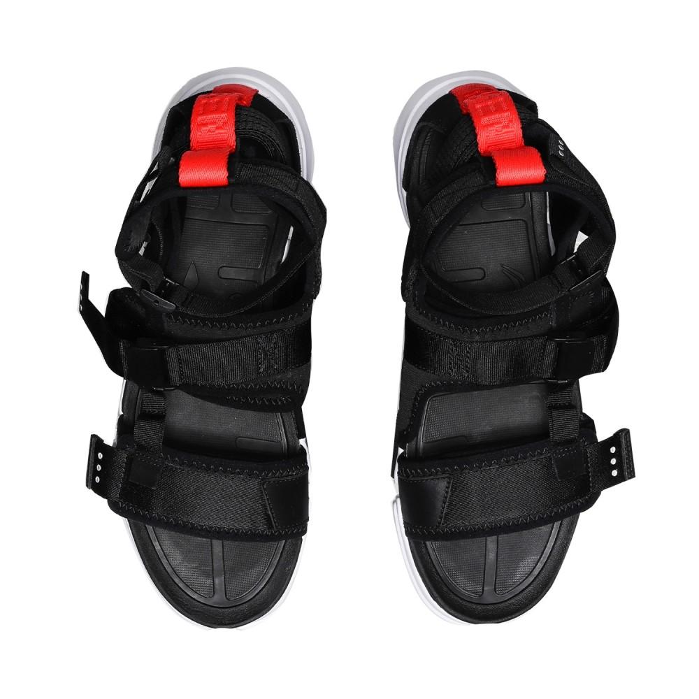 bd53cf83580 Paris Fashion Week Essence 2.0 PLATFORM Men s Light Sports Sandals - Black   AGBN079-2