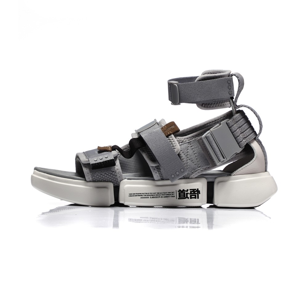 f44372e2a3f Paris Fashion Week Essence 2.0 PLATFORM Men s Light Basketball Culture  Sneakers - Grey  AGBN079-4