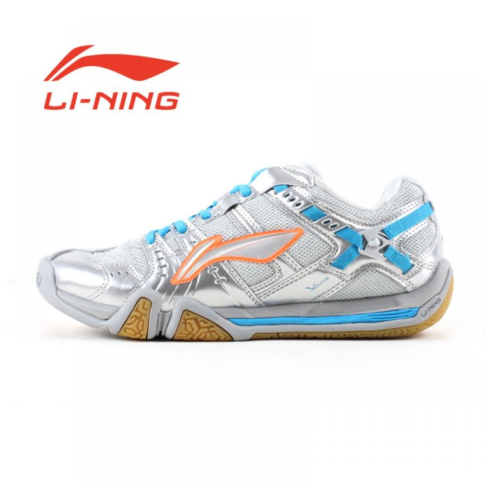 Li-Ning Nap Earth Flight Mens Badminton Professional Shoes - China badminton team