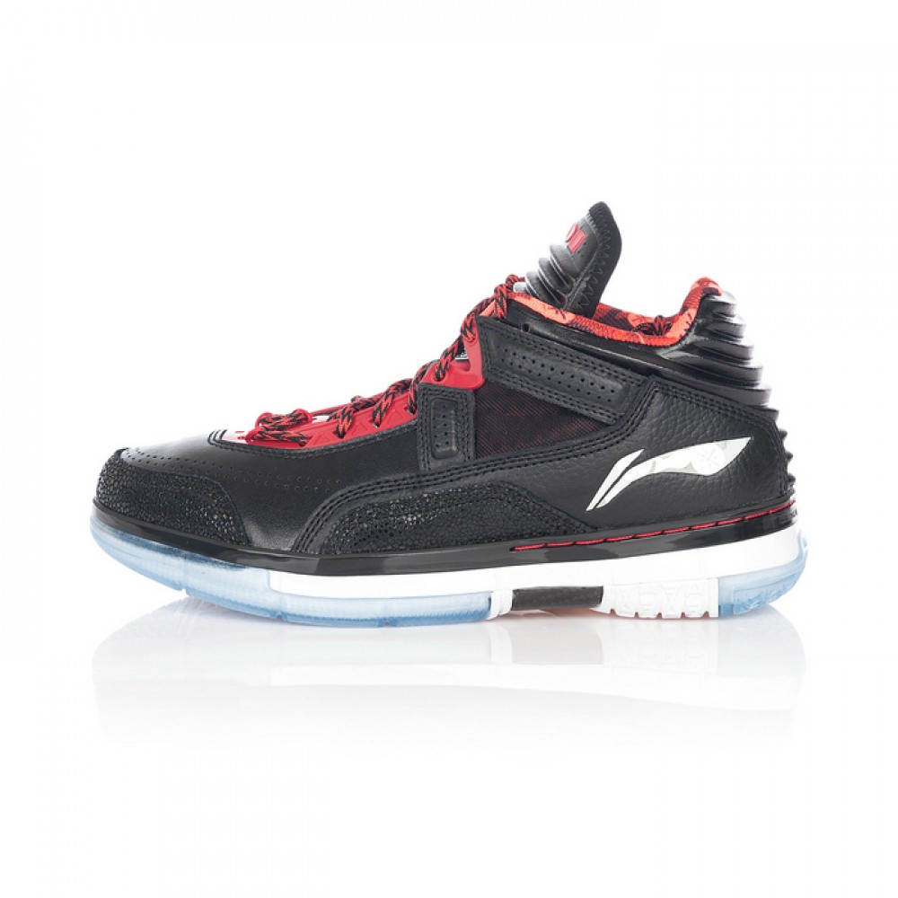 "Li-Ning Way of Wade Encore ""Announcement"" Professional Basketball Shoes"