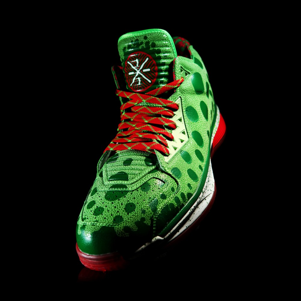 "Li-Ning Way of Wade 2 ""Christmas"" SE"