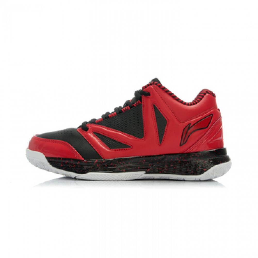 Li-Ning WoW 2 Encore All City - Red/Black/White