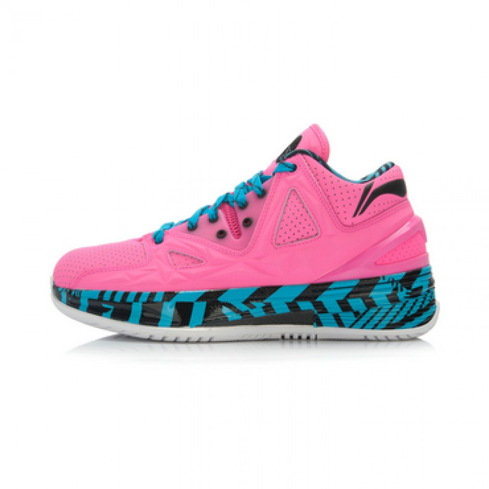 "Li Ning WoW 2.0 Way of Wade Encore 2 ""Flamingo"""