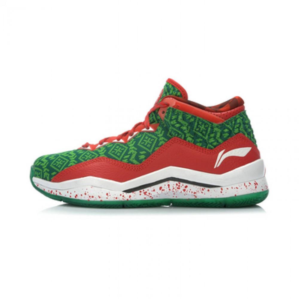 """Li-Ning Way of Wade 3 """"Christmas"""" SE"""
