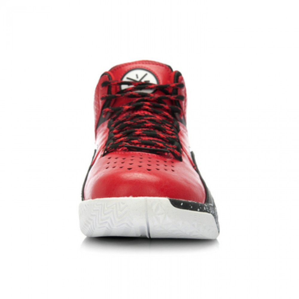 Li Ning WoW 3.0 Wade All City - Red/Black/White