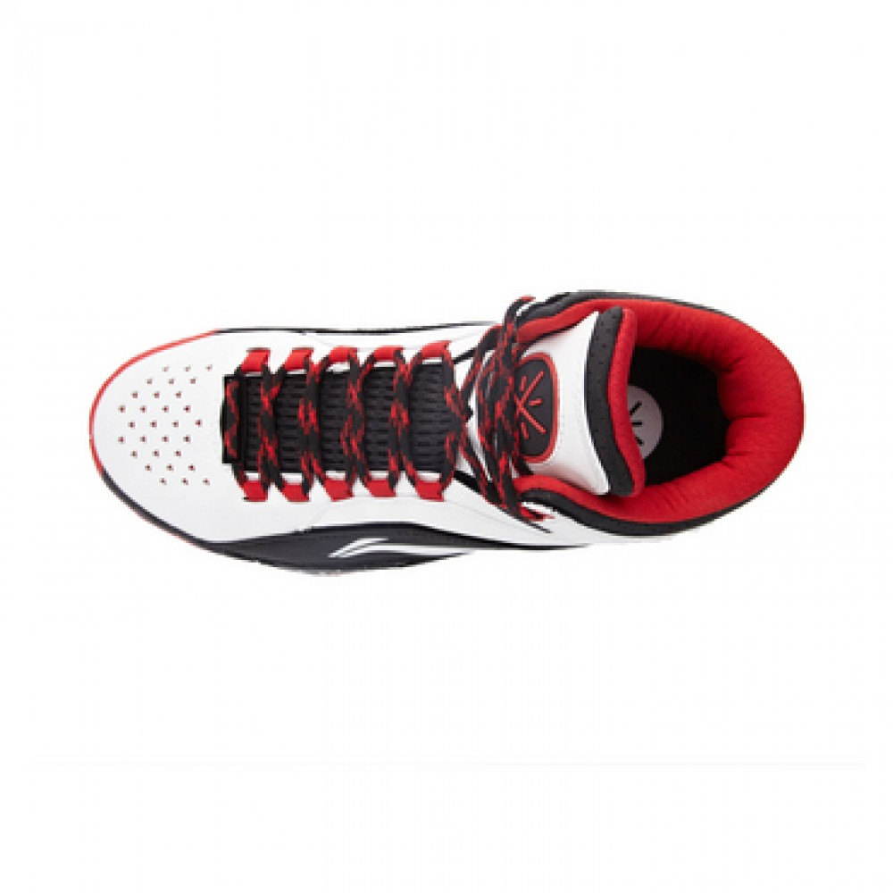 Li Ning WoW 3.0 Wade All City - Black/White/Red