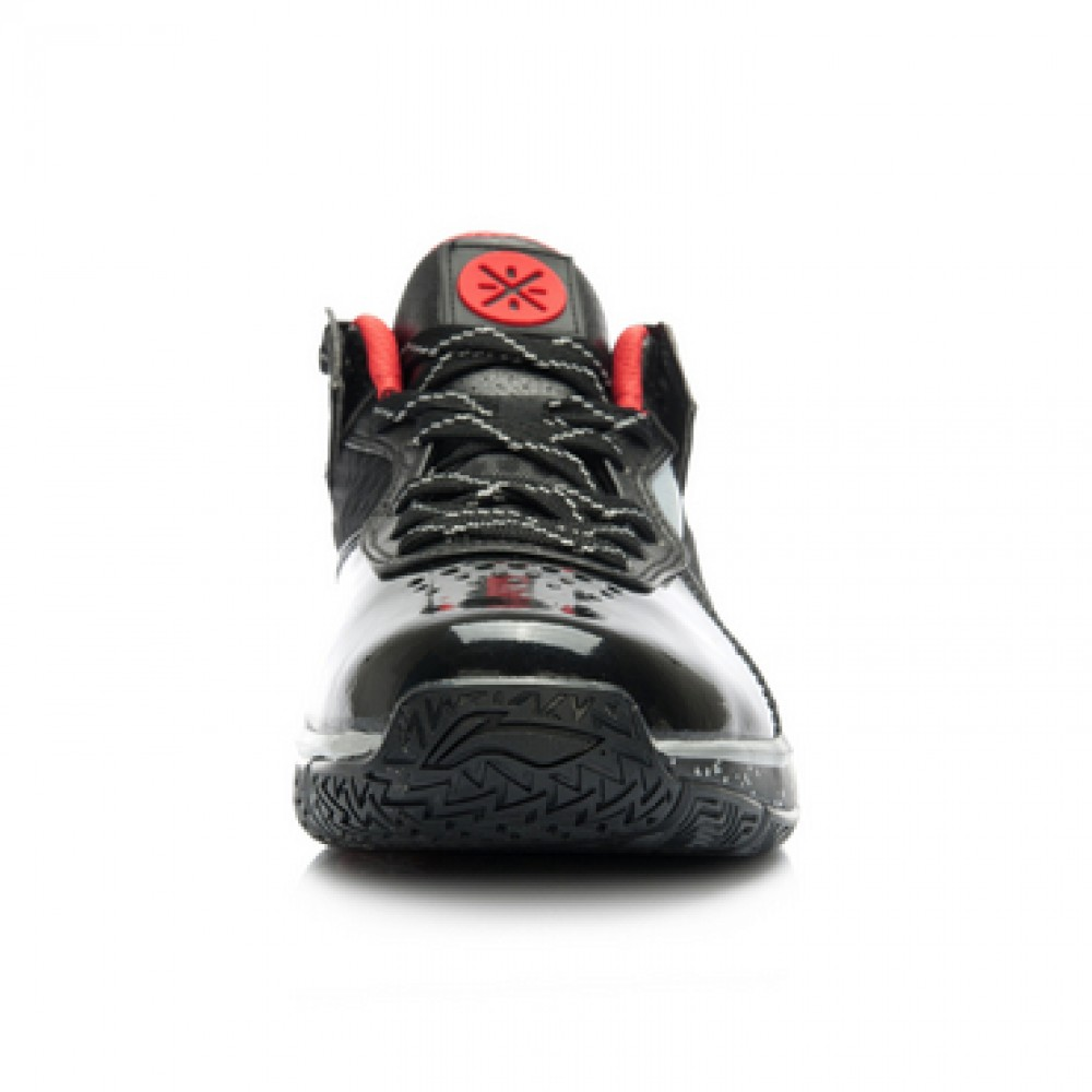 "Li Ning Wade 808 Low ""Black Widow"""