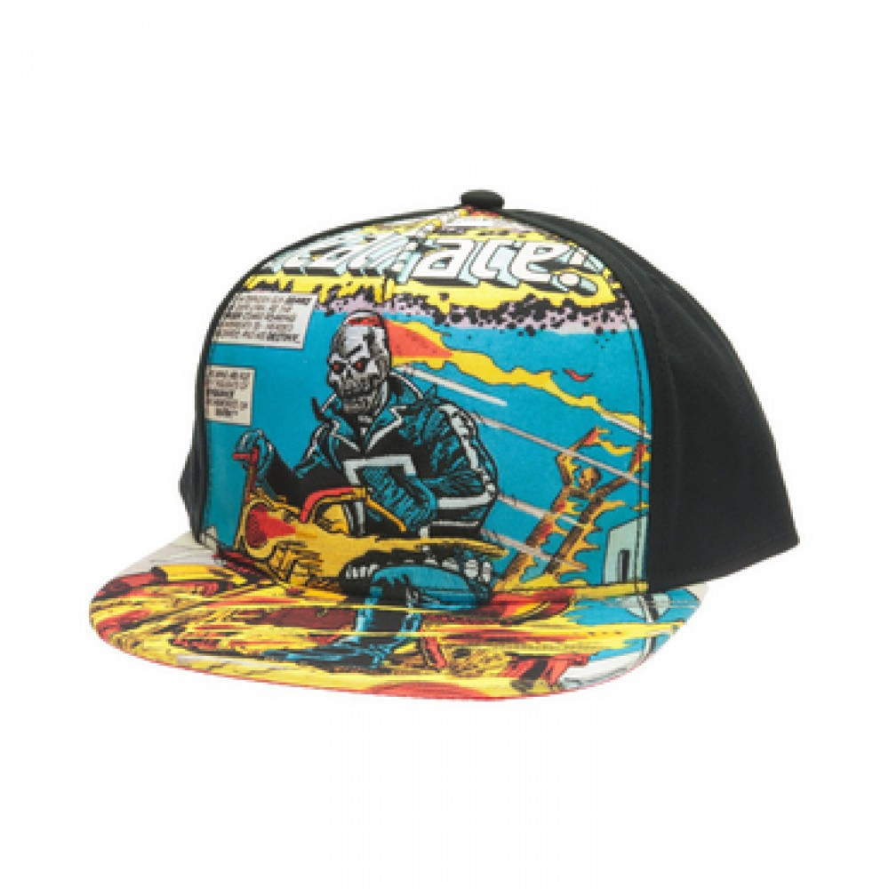Ghost Rider x Li-Ning Snapback Hats