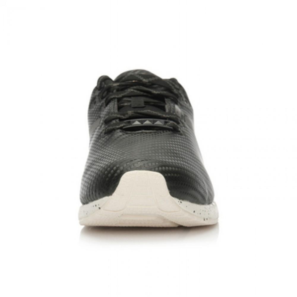 Li-Ning WoW 4 Wade 92 Lifestyle Shoes - Black/White/Gold
