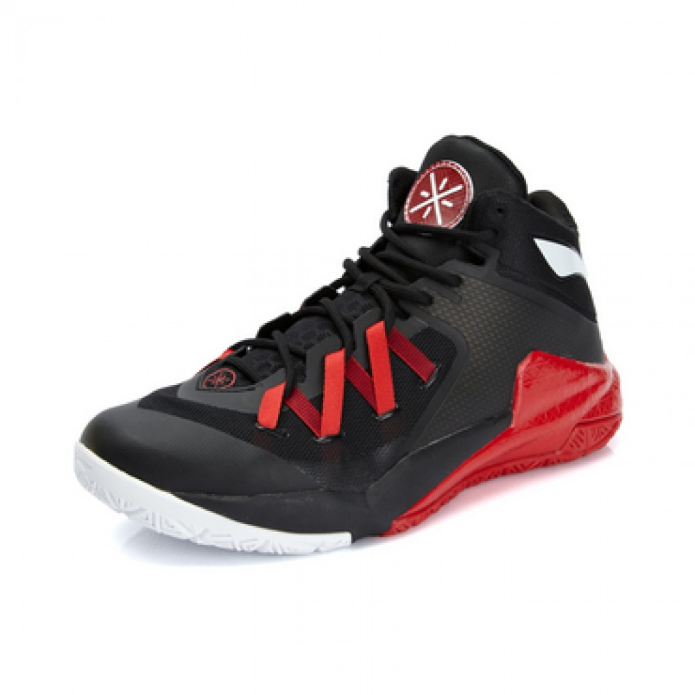 """Li-Ning Wade All In Team 3""""Announcement""""-Black/Red"""