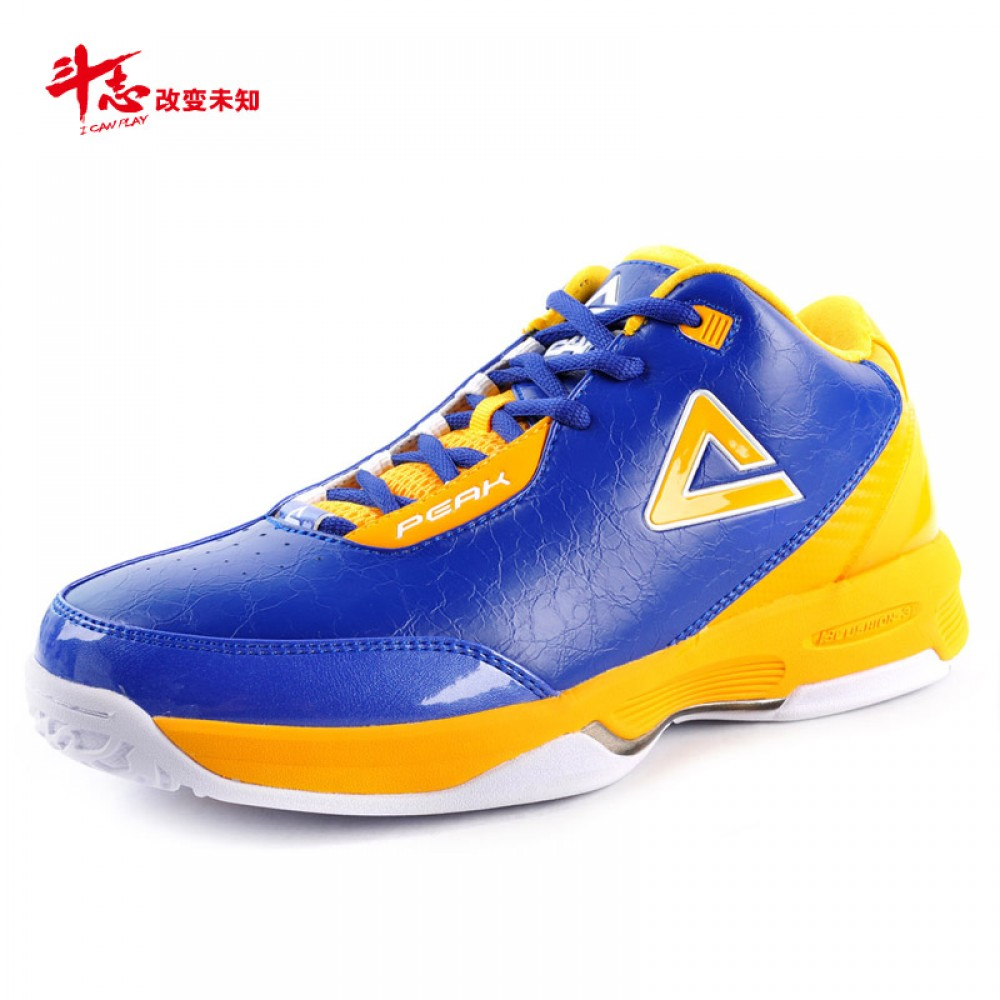 Peak Team Dynamic Kyle Lowry Basketball Shoes - Navy Blue