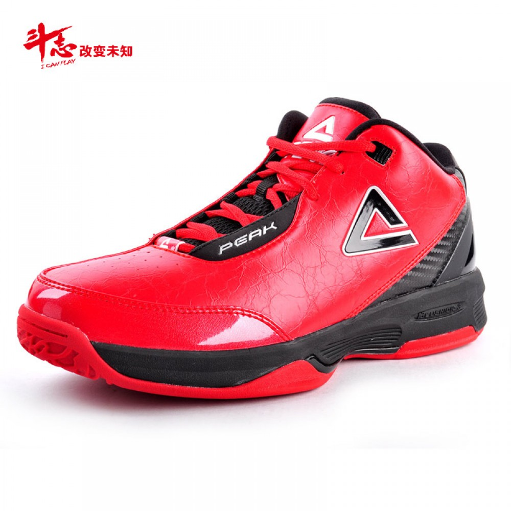 peak team dynamic kyle lowry basketball shoes red