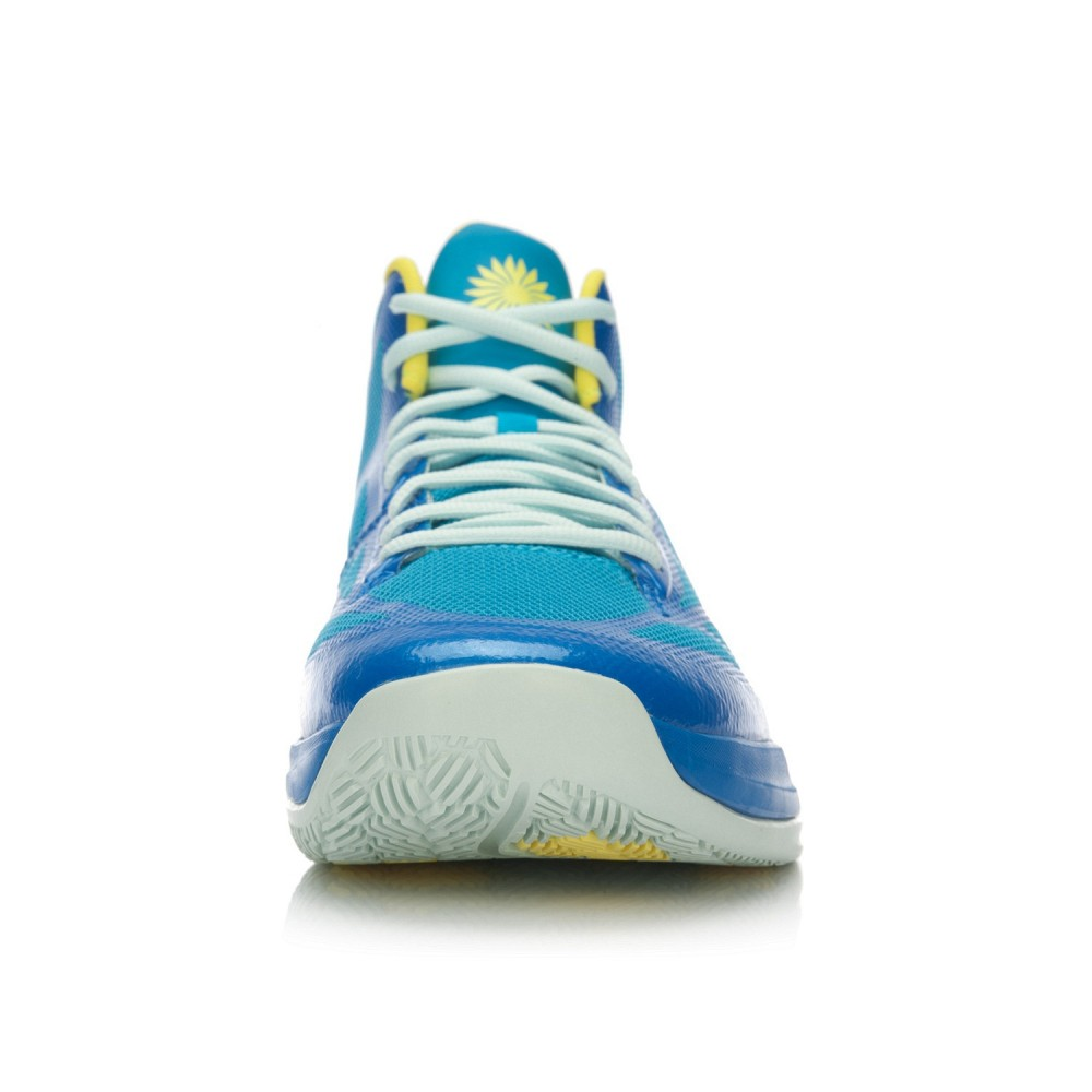 Li-Ning BB Lite Sonic 4 TD Basketball Shoes - Crystal Blue/Bright Blue/Light Blue