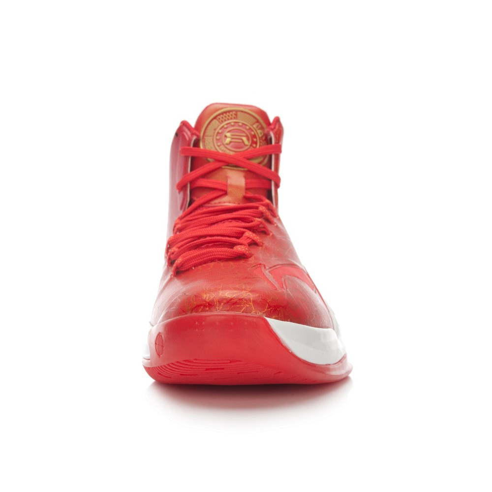 Li-Ning Yu Shuai 10 X CBA PE - Red