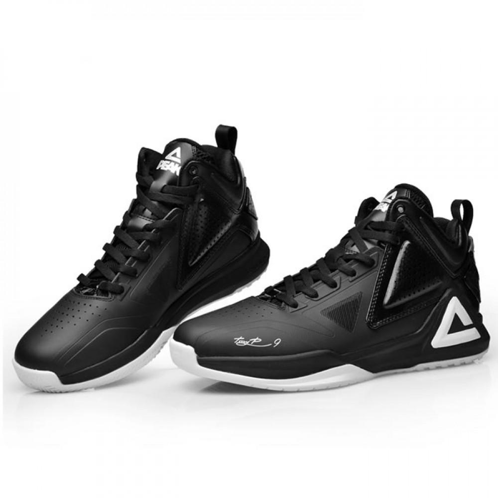 Peak TP9-I Tony Parker 2013-2014 San Antonio Spurs Home Signature Basktball Shoes