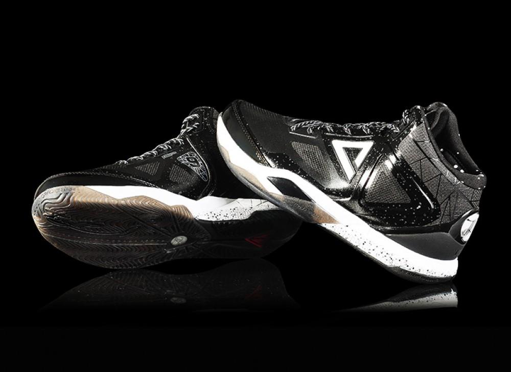 PEAK TP9 Tony Parker 3 III San Antonio Spurs Home Basketball Shoes