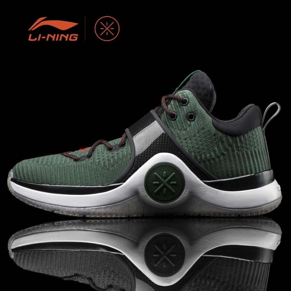 li ning 2017 way of wade 6 wow xmas basketball shoes