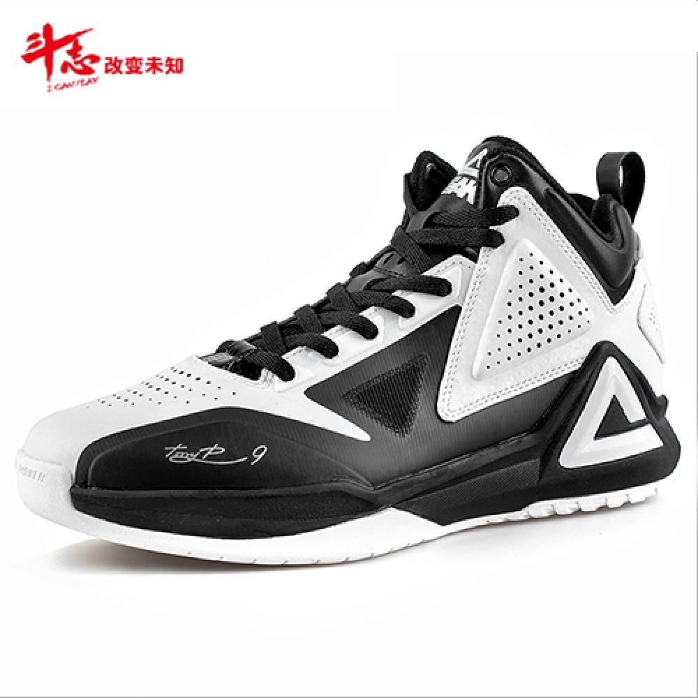 Peak TP9-I Tony Parker 2013-2014 San Antonio Spurs Away Signature Basektball Shoes