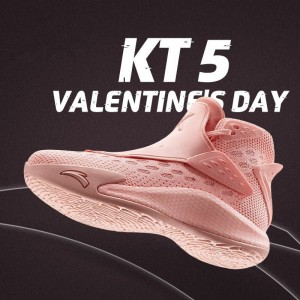 "Anta KT5 ""Valentine's Day""  Basketball Sneakers"