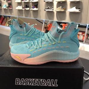 2020 Anta KT5 - 'BAHAMAS' Klay Thompson Low Basketball Shoes