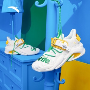 Anta Sprite X BA DAO 威峰 Summer New Men's Casual Shoes