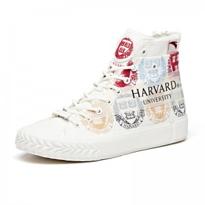 Anta X HARVARD University 2020 Anta Sportslife Men's Canvas Shoes