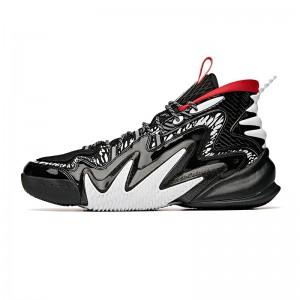 """Anta """"Crazy Tide"""" 2 x Marvel """"VENOM"""" Shock The Game Basketball Sneakers"""