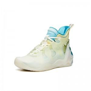 "Anta 2020 Men's Star Series Basketball Sneakers 星岳 ""Star Mountain"" - White/Blue"