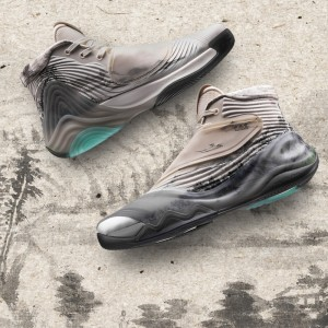 Anta KT6 Klay Thompson Liquid Landscape 山水觉 Limited Men's Basketball Sneakers
