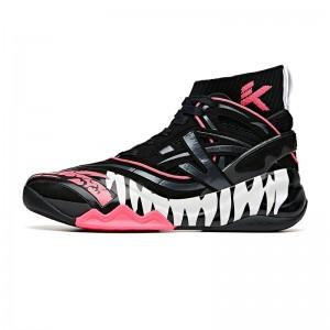 Anta KT6 Disruptive X Marvel VENOM Basketball Sneakers
