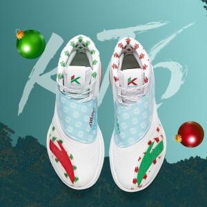 "Anta KT6 ""Christmas"" Klay Thompson 2021 Basketball Sneakers"