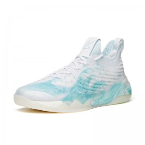 Anta KT6 Klay Thompson 2021 Low Basketball Sneakers - WAVE
