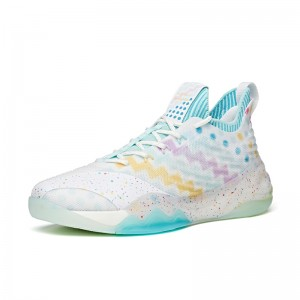 "Anta KT6 Klay Thompson ""Easter Day"" 2021 Low Basketball Sneakers"
