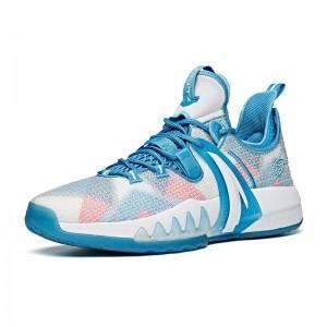 "Anta GH2 Gordon Hayward ""GO HARD"" 2021 Summer Low Basketball Sneakers"