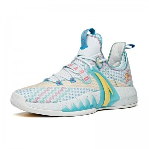 "Anta GH2 Gordon Hayward ""Easter Day"" 2021 Summer Low Basketball Sneakers"