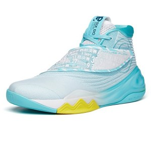 Anta KT6 Klay Thompson 2021 G6 SIX GOD High Top Basketball Sneakers