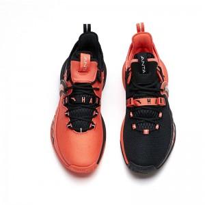 Anta GH2 Gordon Hayward 2021 Summer Low Basketball Sneakers - Red/Black