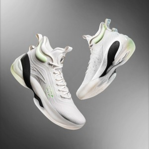Anta KT7 Klay Thompson 2021 ABOVE THE WAVES High Top Basketball Sneakers