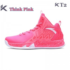 ANTA KT2 Klay Thompson Think Pink Care