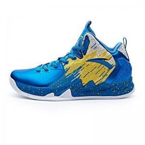 "ANTA 2017 Klay Thompson Mens KT2 ""BLAZING 3"" Playoffs Away"