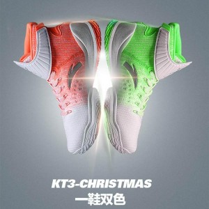 "Anta KT3 ""Christmas"" Klay Thompson 2018 Basketball Shoes"