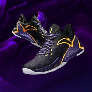 "Anta 2019 Rajon Rondo RR5 LA ""Los Angeles Lakers"" NBA Basketball Shoes"