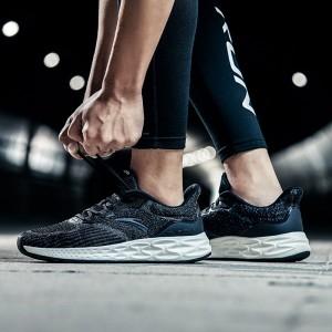 Anta 2018 ENERGY A-FLASHFOAM 3.0 Men's Running Shoes - Black
