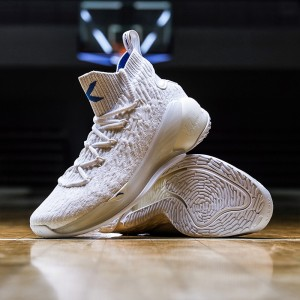 "Anta Klay Thompson KT4 "" Home"" Men's Basketball Shoes"