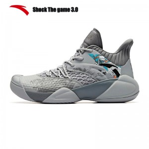 """2019 Summer Anta Klay Thompson Shock The game 3.0 """"Sichuan"""" Basketball Shoes"""